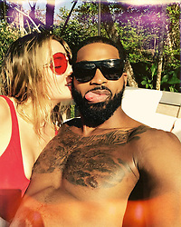 """Khloe Kardashian releases a photo on Instagram with the following caption: """"\u2765 \u056b\u0574 \u057d\u0565\u0580 \u2765 Im ser \u2765 All my Love \u2765"""". Photo Credit: Instagram *** No USA Distribution *** For Editorial Use Only *** Not to be Published in Books or Photo Books ***  Please note: Fees charged by the agency are for the agency?s services only, and do not, nor are they intended to, convey to the user any ownership of Copyright or License in the material. The agency does not claim any ownership including but not limited to Copyright or License in the attached material. By publishing this material you expressly agree to indemnify and to hold the agency and its directors, shareholders and employees harmless from any loss, claims, damages, demands, expenses (including legal fees), or any causes of action or allegation against the agency arising out of or connected in any way with publication of the material."""