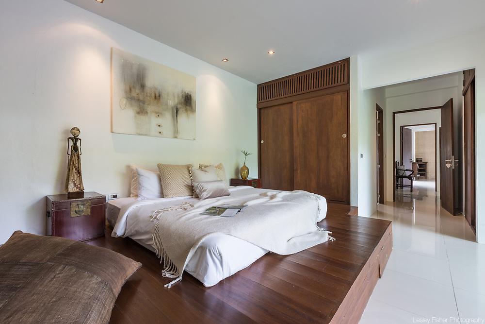 Villa Koru, a 2 bedroom luxury villa with private garden and pool located in Maenam, Koh Samui, Thailand