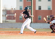 February 18, 2011: The Evangel University Crusaders play against the Oklahoma Christian University Eagles at Dobson Field on the campus of Oklahoma Christian University.