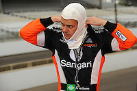 Jamie Camara, Indianapolis 500, Indianapolis Motor Speedway, Indianapolis, IN  USA  5/24/08