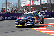 Jamie Whincup in the Red Bull Holden Racing Team Holden Commodore during Friday practice at The 2018 Vodafone Supercar Gold Coast 600 in Queensland.