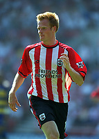 Michael Svensson (Southampton) Southampton v Parma, Pre-Season Friendly, 9/08/2003. Credit: Colorsport / Matthew Impey