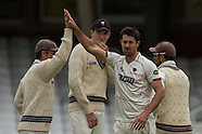 25 Apr 2016 - Surrey v Somerset, County Championship - day two