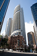 Grosvenor Place tower, 225 George Street, Sydney Australia. Architect: Harry Seidler