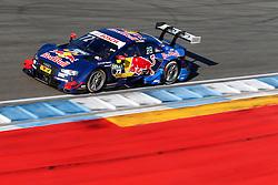 October 16, 2016 - Hockenheim, Germany - Motorsports: DTM race Hockenheim, Saison 2016 - 9. Event Hockenheimring, GER, #72 René Rast (GER, Audi Sport Team Phoenix, Audi RS5 DTM) (Credit Image: © Hoch Zwei via ZUMA Wire)