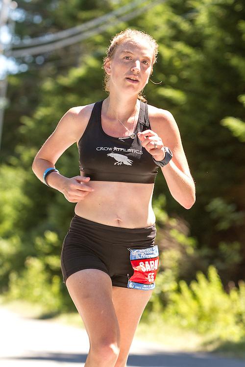Great Cranberry Island Ultra 50K road race: Sarah Emerson