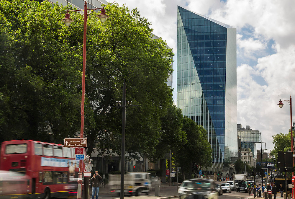 240 Blackfriars project completion images .Picture by David Poultney, In-Press Photography Ltd