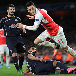Arsenal  v Dinamo Zagreb | Champions League | 24 November 2015
