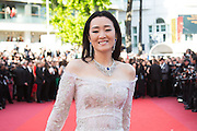 Gong Li - 69TH CANNES FILM FESTIVAL 2016 - OPENING OF THE FESTIVAL WITH ' CAFE SOCIETY '<br /> ©Exclusivepix Media