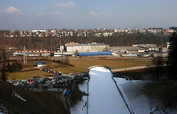 Center in Kranj for Ski Jumping on February 12, 2008 in Kranj, Slovenia . (Photo by Vid Ponikvar / Sportal Images).