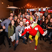 La Jolla Sports Club Holiday Party at Rooftop 2016