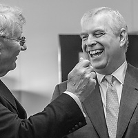 HRH Duke of York