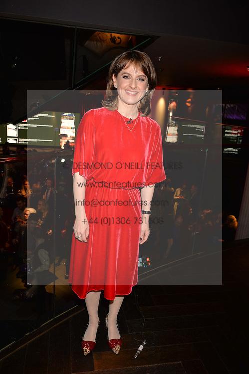 Rebecca Jones at the Costa Book of The Year Awards held at Quaglino's, 16 Bury Street, London England. 31 January 2017.