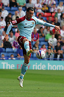 Fotball<br /> England<br /> Foto: Fotosports/Digitalsport<br /> NORWAY ONLY<br /> <br /> Crystal Palace FC vs Burnley FC Championship 23/08/08<br /> <br /> Chris Eagles is flying at Burnley.