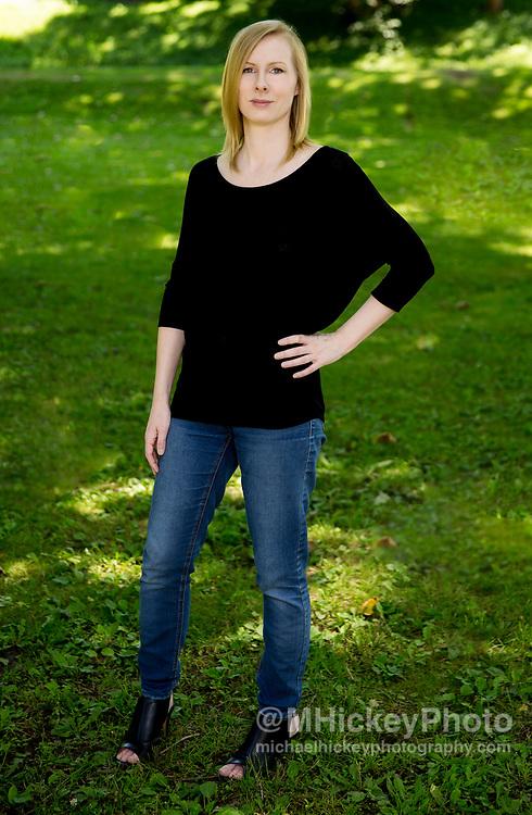 Toni Betzner commercial head shot