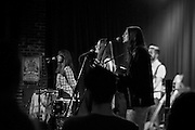 British folk rock trio The Staves played to a packed crowd at Off Broadway on May 30th, 2013 in St. Louis, Missouri. The three sisters shared harmonies and traded stories about England and their adventures in America.