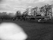 22/02/1953<br /> 02/22/1953<br /> 22 February 1953<br /> Gliding Club, Dublin. The Dublin Glider club practice at Weston airfield, Leixlip, Co. Kildare.