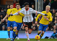 Fulham v Derby County - 28.02.2015