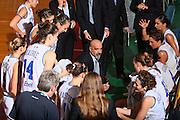 DESCRIZIONE : Schio Qualificazione Eurobasket Women 2009 Italia Bosnia <br /> GIOCATORE : Giampiero Ticchi Team Italia Team Italy <br /> SQUADRA : Nazionale Italia Donne <br /> EVENTO : Raduno Collegiale Nazionale Femminile <br /> GARA : Italia Bosnia Italy Bosnia <br /> DATA : 06/09/2008 <br /> CATEGORIA : Ritratto Timeout <br /> SPORT : Pallacanestro <br /> AUTORE : Agenzia Ciamillo-Castoria/S.Silvestri <br /> Galleria : Fip Nazionali 2008 <br /> Fotonotizia : Schio Qualificazione Eurobasket Women 2009 Italia Bosnia <br /> Predefinita :