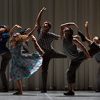 London Nov 19th Award-winning choreographer Jasmin Vardimon, celebrating her own company's 10th anniversary, brings her retrospective Yesterday to  London Peacock Theatre