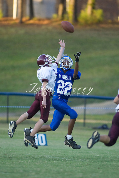 MCHS Freshman Football.vs Luray.9/19/2007..