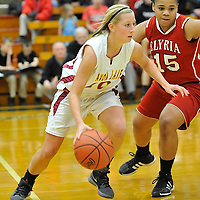 2.20.2012 Elyria vs Avon Lake Girls Varsity Basketball