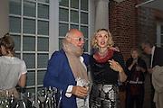 ROLF SACHS; ALLEGRA HICKS, Party  to celebrate Julia Peyton-Jones's  25 years at the Serpentine. London. 20 June 2016