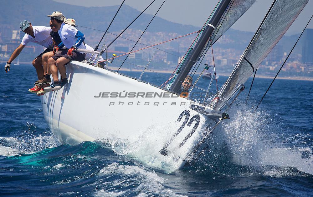 39 Trofeo de vela Conde de Godo.FIRST DAY OF RACING, ©jesus renedo