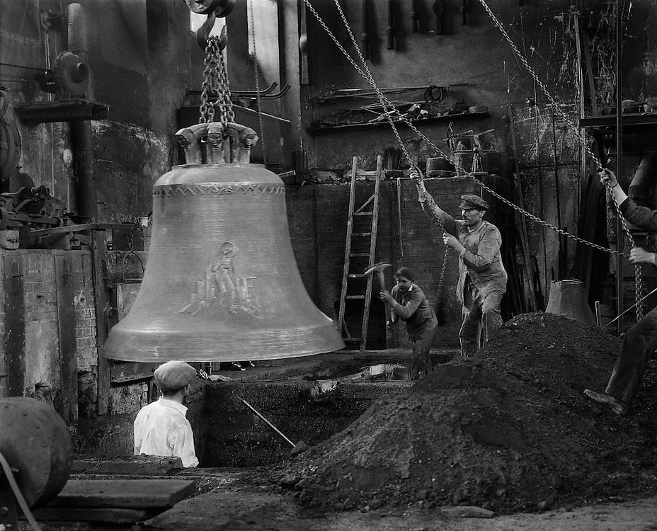 Oberascher Bell Foundry, Salzburg-Kasern, Salzburg, Austria 1928