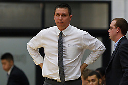 Dec 10, 2011; San Francisco CA, USA;  San Francisco Dons head coach Rex Walters on the sidelines against the Pacific Tigers during the first half at War Memorial Gym.  Mandatory Credit: Jason O. Watson-US PRESSWIRE