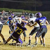 10-27-16 Berryville Jr High vs Prairie Grove