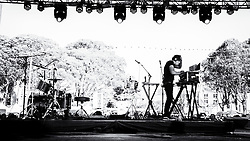 Robert DeLong performs at The Treasure Island Music Festival - San Francisco, CA - 10/19/13