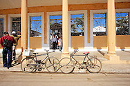 Cafe in Cruces, Cienfuegos, Cuba.