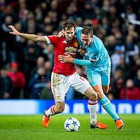 20151125 Manchester United - PSV 0-0