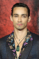 Robert Sheehan, Mortal Engines - World Premiere, Leicester Square, London, UK, 27 November 2018, Photo by Richard Goldschmidt