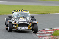#84 Walter Dalkeith Caterham Roadsport during the Avon Tyres Caterham Roadsport Championship at Oulton Park, Little Budworth, Cheshire, United Kingdom. August 13 2016. World Copyright Peter Taylor/PSP.