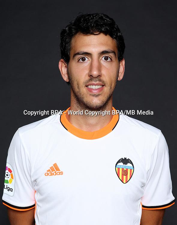 Spain - La Liga Santander 2016-2017 / <br /> ( Valencia C.F.) - <br /> Daniel Parejo Munoz &quot; Dani Parejo &quot;