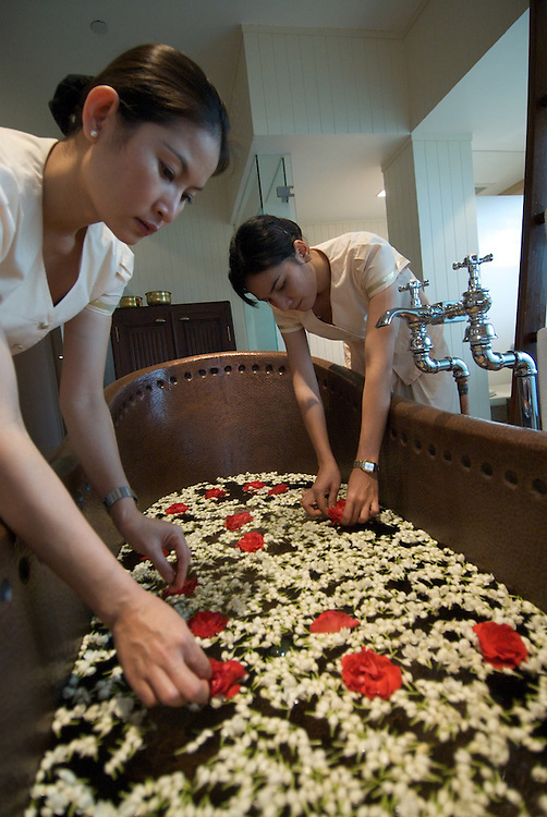 Oriental Hotel, Bangkok, Thailand