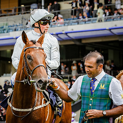 Permian (W.Buick) wins The King Edward VII Stakes Gr. 2, Royal Ascot 23/06/2017, photo: Zuzanna Lupa / Racingfotos.com