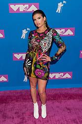 August 21, 2018 - New York City, New York, USA - 8/20/18.Chanel West Coast at the 2018 MTV Video Music Awards at Radio City Music Hall in New York City. (Credit Image: © Starmax/Newscom via ZUMA Press)