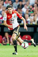 ROTTERDAM - Feyenoord - Southampton FC , Voetbal , Voorbereiding , Oefenwedstrijd , Seizoen 2015/2016 , Stadion de Kuip , 16-07-2015 ,