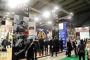 MILANO 17 FEBBRAIO<br /> BASKET <br /> PRESENTAZIONE ALL STAR GAME MILANO<br /> NAZIONALE ITALIANA MASCHILE<br /> NELLA FOTO PANORAMICA<br /> FOTO CIAMILLO