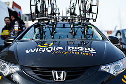 Wiggle High5 at Healthy Ageing Tour 2018 - Stage 4, a 143 km road race starting and finishing in Winsum on April 7, 2018. Photo by Sean Robinson/Velofocus.com