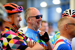 Cyclists prepare for Break the Cycle 2017 - Mandatory by-line: Dougie Allward/JMP - 18/06/2017 - SPORT - Ashton Gate - Bristol, England - Break the Cycle 2017