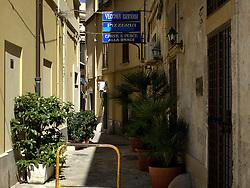 ITALY BRINDISI 11JUL09 - View of Brindisi city centre. ...jre/Photo by Jiri Rezac....© Jiri Rezac 2009