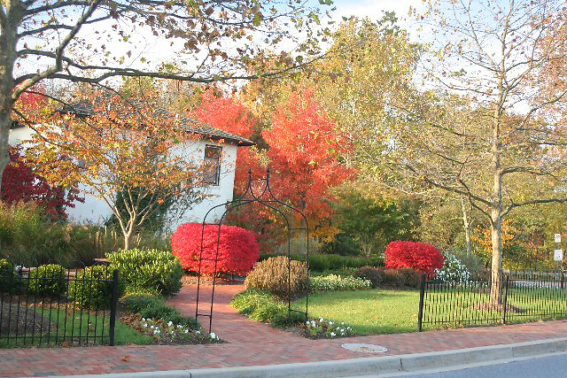 Inspiration Park, Kentlands, Gaithersburg, Maryland