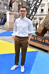 Erdem Moralioglu at the Royal Academy Of Arts Summer Exhibition Preview Party 2018 held at The Royal Academy, Burlington House, Piccadilly, London, England. 06 June 2018.