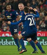 Stoke City v Manchester United 210117