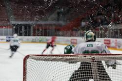 US Zan of HK SZ Olimpija during Alps League Ice Hockey match between HDD SIJ Jesenice and HK SZ Olimpija on December 20, 2019 in Ice Arena Podmezakla, Jesenice, Slovenia. Photo by Peter Podobnik / Sportida