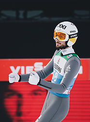 31.12.2019, Olympiaschanze, Garmisch Partenkirchen, GER, FIS Weltcup Skisprung, Vierschanzentournee, Garmisch Partenkirchen, Qualifikation, im Bild Killian Peier (SUI) // Killian Peier of Switzerland during the Four Hills Tournament of FIS Ski Jumping World Cup at the Olympiaschanze in Garmisch Partenkirchen, Germany on 2019/12/31. EXPA Pictures © 2019, PhotoCredit: EXPA/ JFK